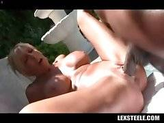Black Stud Deeply Drills Slutty White Lady 1