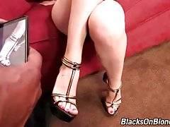 Have Fun With Pretty Blonde Tegan Riley 2
